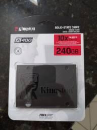SSD Kingston novo. 120gb e 240gb