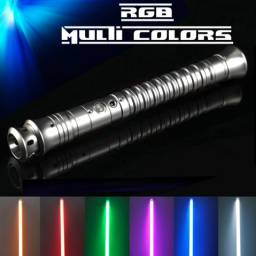 Lightsaber RGB / Sabre de Luz Multi Colors e Sons!