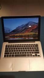"Macbook Pro Early 2011 8GB High Sierra 500GB 13"""