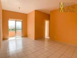 Apartamento com 3 dormitórios para alugar, 84 m² por R$ 1.100,00/mês - Benfica - Fortaleza