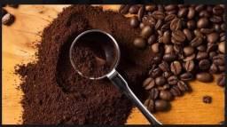 Café em grãos selecionados