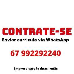 Contrate se vendedor (a)
