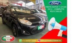 FIESTA 2011/2012 1.6 ROCAM HATCH 8V FLEX 4P MANUAL