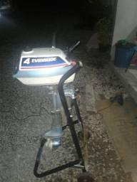 Motor popa EVIRUDE 4