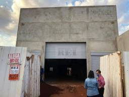 Galpão para alugar, 236 m² por R$ 5.000/mês - Residencial Água Santa - Rio Verde/GO
