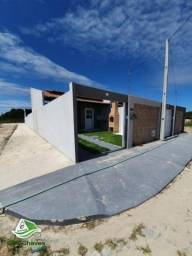 Casa à venda, 84 m² por R$ 135.000,00 - Jabuti - Itaitinga/CE