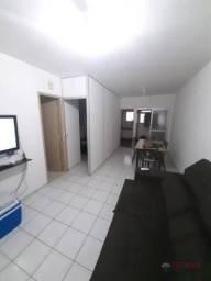 Apartamento com 1 dormitório para alugar, 48 m² por R$ 1.000,00/mês - Centro - São José do