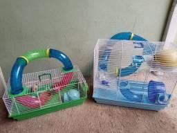 Gaiola para ramster/roedores