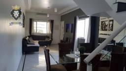 Título do anúncio: Casa com 3 dormitórios à venda, 144 m² por R$ 636.000,00 - Vila Guilhermina - Praia Grande