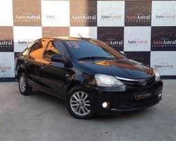 Toyota Etios Sedan  XLS 1.5 (Flex) FLEX MANUAL
