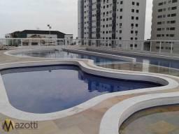 Apartamento à venda com 3 dormitórios em Aviação, Praia grande cod:505