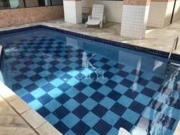 Apartamento para alugar com 3 dormitórios em Guilhermina, Praia grande cod:2614