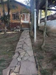 Chácara à venda com 3 dormitórios em Jardim tupã, São bernardo do campo cod:413346