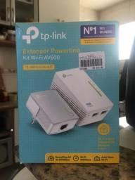 TP-Link AV600 extensor PowerLine - *