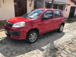 Fiat uno atractive 2017  apenas 47mil km