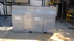 Compressor de Ar Atlas Copco - GA - 707 - 100 hp - 220 Volts