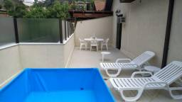 Cobertura Duplex 03 Quartos Itaipava Petrópolis/RJ