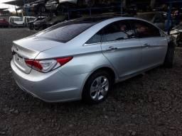 Sucata Hyundai Sonata 182cvs 2011 vendido em peças
