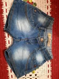 Vendo Schorts Jeans infantil