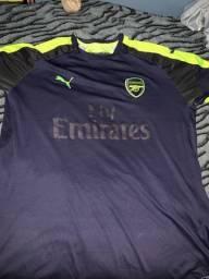 Camisa Arsenal temporada 16/17