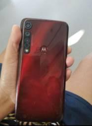 Motorola Moto G8 plus semi novo top