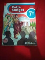 Livro entre amigos ensino religioso 7° ano