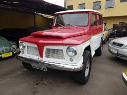 Ford Rural Willys 1975 4x4