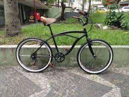 Bicicleta Beach Preta