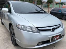 Honda Civic LXS Flex - 1.8 - Automático- Completo