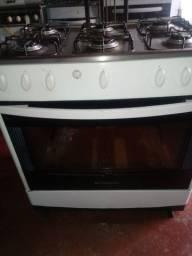 Vendo este fogão continental 6 bocas acendimento normal não é eletrico