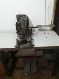 Máquina de costura caseadeira