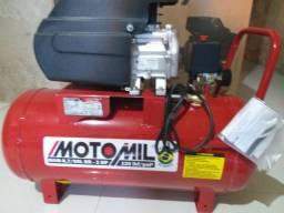 Moto compressor 50 litros  motomil