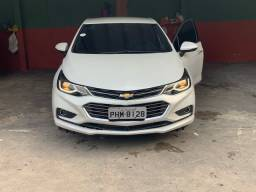 GM chevrolet cruze LTZ 1.4 turbo excelente estado manual chave reserva