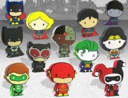 Puzzle toy DC Comics