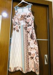 Vestido lindo seminovo