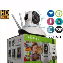Baba Eletrônica Câmera Áudio e Vídeo Monitoramento