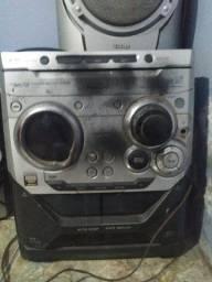 Aparelho de Som Radio