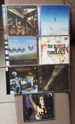 Dream Theater cds todos originais em ótimo estado de conservação