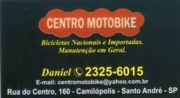 Precisa-se de mecânico de Bicicletas com expêriencia