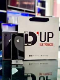 iPhone 8 Plus 64GB Preto Seminovo com Garantia