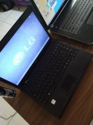 Notebook LG core i3 2.53Ghz (bateria viciada)