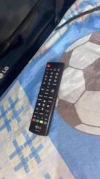 TV LG 43 polegadas não é smart aceito cartão com juros dá máquina