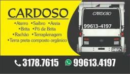Aterro, Saibro *whats