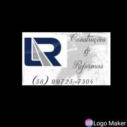 LR construções e reformas