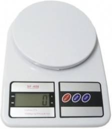 Balança Digital (Jóquei Precisão 1g 10kg Cozinha Dieta Fitness Nutrição Academia Alimentos
