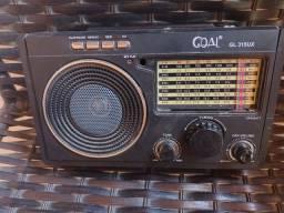 Rádio MP3 com defeito