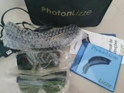Photon Lizze acelerador fotônico