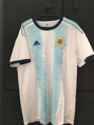 Camisa de time Argentina Original
