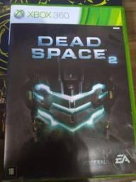 Jogo Xbox 360 original (usado)