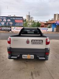 Pick-up Fiat Strada CS, hard working 1.4, 18/19, completa, muito nova